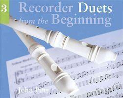 Recorder Duets from the Beginning: Bk. 3