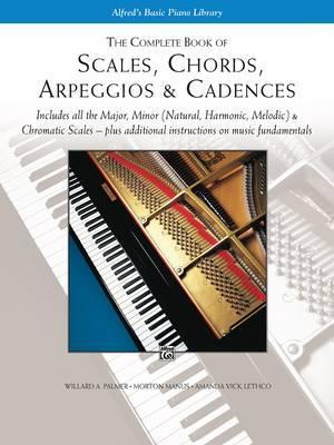 The Complete Book of Scales, Chords, Arpeggios