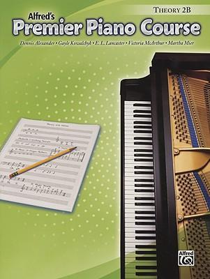 Alfred'S Premier Piano Course Theory 2b