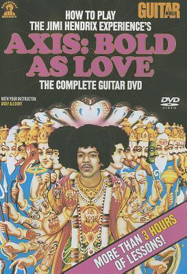 How to Play the Jimi Hendrix Experience's Axis: Bold as Love