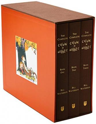 The Complete Calvin and Hobbes: v. 1, 2, 3