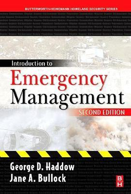 introduction to emergency management Introduction to emergency management by george haddow, 9780128030646, available at book depository with free delivery worldwide.