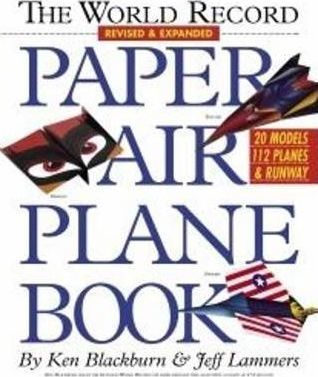 World Record Paper Airplane Book