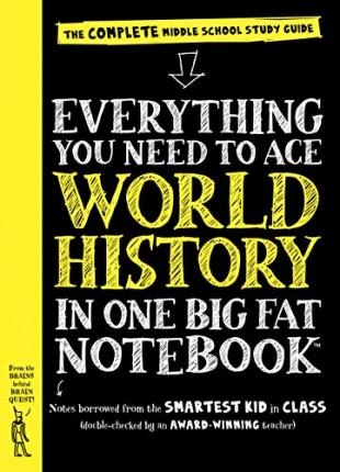 Everything You Need to Ace World History in One Big Fat Notebook - US Edition