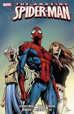 Amazing Spider-Man by JMS - Ultimate Collection Book 4