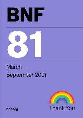 BNF 81 (British National Formulary) March 2021