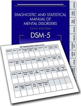 DSM-5 (R) Repositionable Page Markers