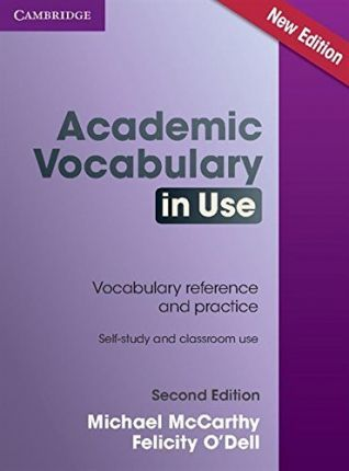 academic vocabulary in use with answers pdf