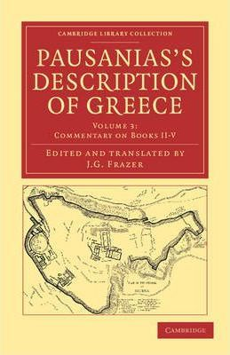 Pausanias's Description of Greece