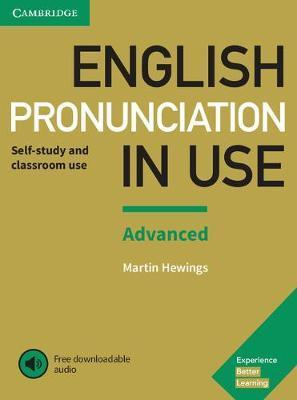 English Pronunciation in Use Advanced Book with Answers and Downloadable Audio
