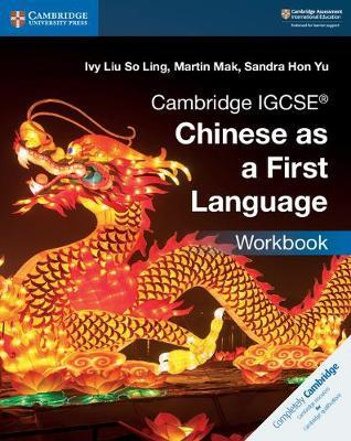 Cambridge IGCSE (R) Chinese as a First Language Workbook