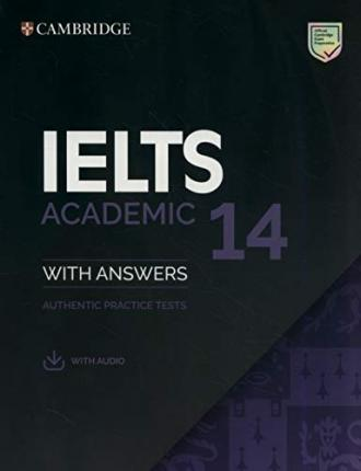 IELTS 14 Academic Student's Book with Answers with Audio