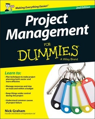 Project Management for Dummies - UK