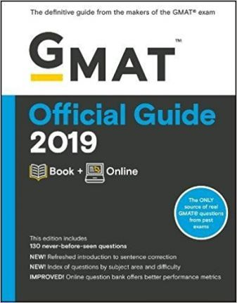 GMAT Official Guide 2019
