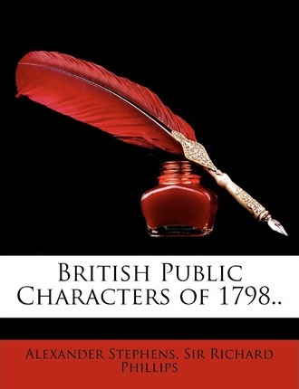 British Public Characters of 1798..