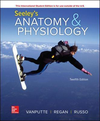 ISE Seeley's Anatomy & Physiology