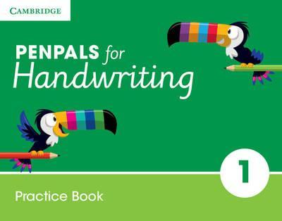 Penpals For Handwriting Year 1 Practice Book Year 1