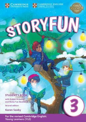 Storyfun for Movers Level 3 Student's Book with Online Activities and Home Fun Booklet 3