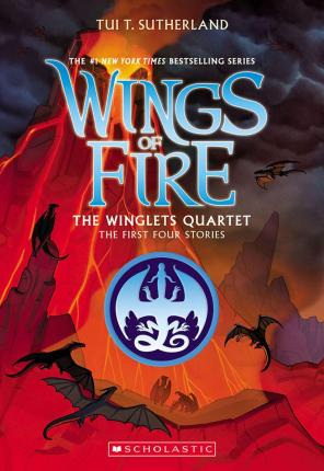 The Winglets Quartet (First Four Stories)