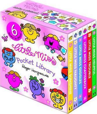 Little Miss Pocket Library