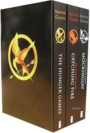 The Hunger Games Trilogy Classic (Box Set)