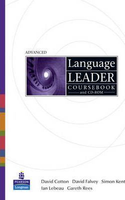 Language Leader Advanced Coursebook and CD-ROM/MyLab and Access Card Pack