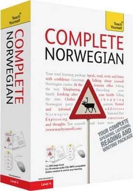how to learn norwegian language