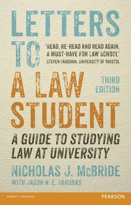 Letters to a Law Student