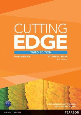 Cutting Edge 3rd Edition Intermediate Students' Book and DVD Pack
