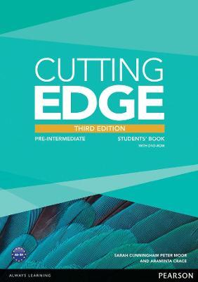 Cutting Edge 3rd Edition Pre-Intermediate Students' Book and DVD Pack