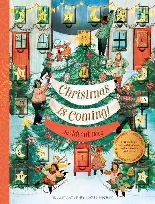 Christmas Is Coming! An Advent Book