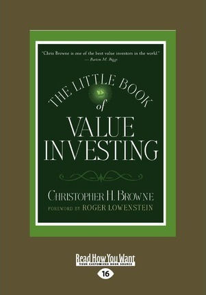 The Little Book of Value Investing (1 Volume Set)