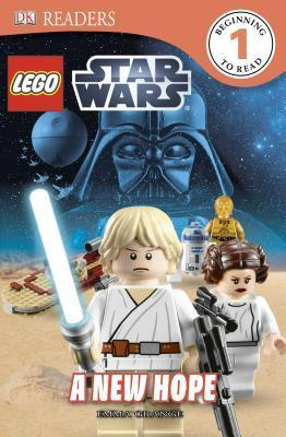 DK Readers L1: Lego Star Wars: A New Hope