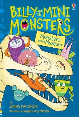 Billy and the Mini Monsters at the Museum