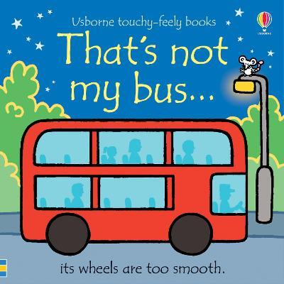 That's not my bus...