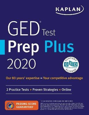 GED Test Prep Plus 2020