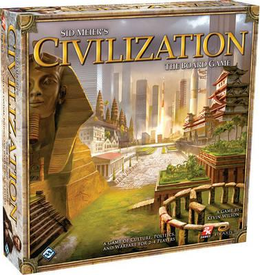 Sid Meier's Civilization Board Game