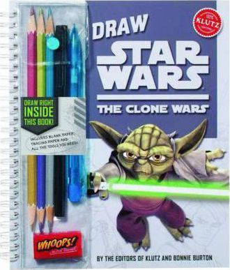 "How to Draw ""Star Wars"": The Clone Wars"
