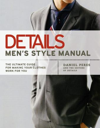 Details: Men's Style Manual