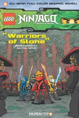 Lego Ninjago #6: Warriors of Stone