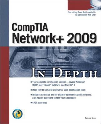 Comptia Network+ 2009 in Depth