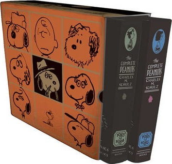The Complete Peanuts Box Set