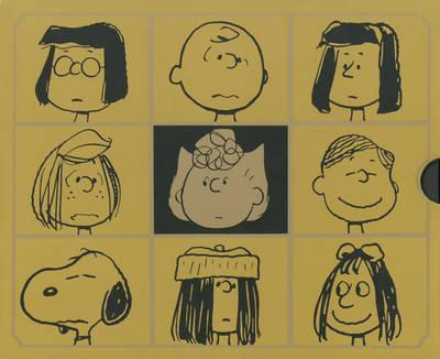 The Complete Peanuts 1987-1990: Gift Box Set