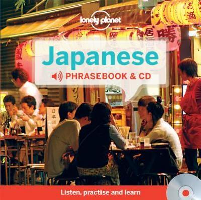 Lonely Planet Japanese Phrasebook