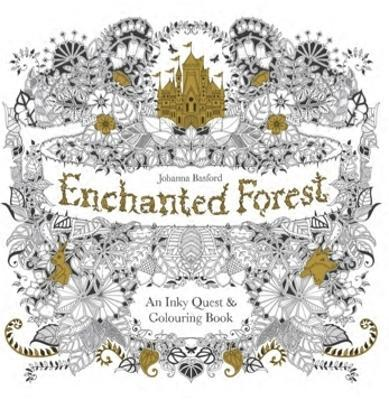 Enchanted Forest Johanna Basford 9781780674872