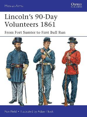 Lincoln's 90-day Volunteers, 1861