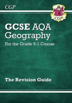GCSE 9-1 Geography AQA Revision Guide (with Online Ed)