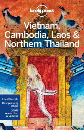 lonely planet vietnam, cambodia, laos & northern by lonely planet