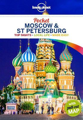 lonely planet pocket moscow & st petersburg by lonely planet