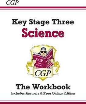 KS3 Science Workbook- Higher (with answers)